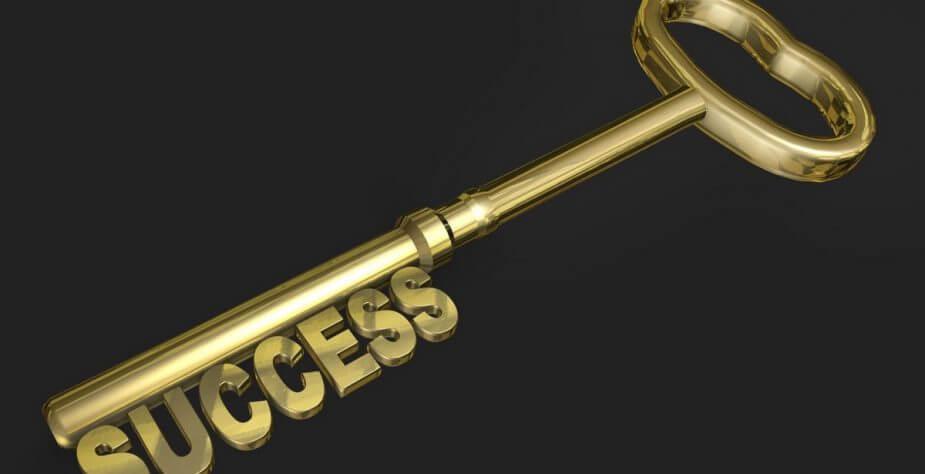 ključ uspeha